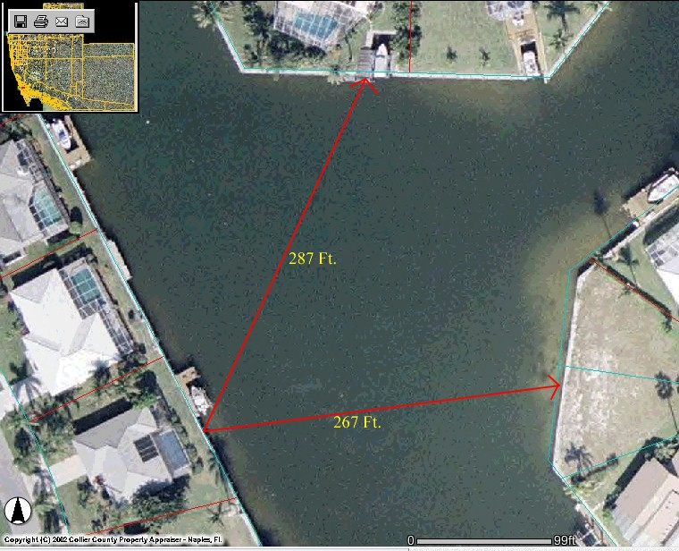 Marco Island Vacation Rentals satellite view